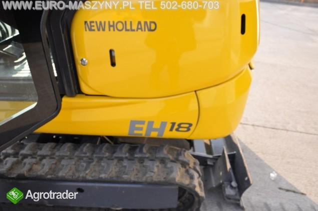 Euro-Maszyny New Holland EH18 - zdjęcie 1