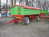 przyczepa rolnicza Unia P10 LONG