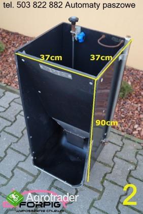 Paśnik Karmnik Automat Paszowy Wyposażenie chlewni Forpig Śrem Verba  - zdjęcie 6