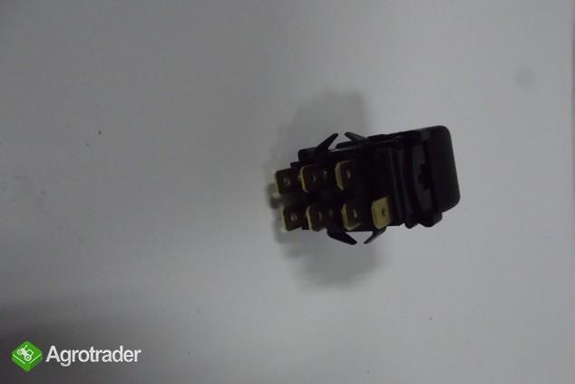 Przełącznik wycieraczek tylnej szyby i spryskiwacz URSUS 4514/5714   P - zdjęcie 2