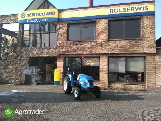 Ciągnik sadowniczy (kompaktowy) New Holland BOOMER 35 - zdjęcie 6