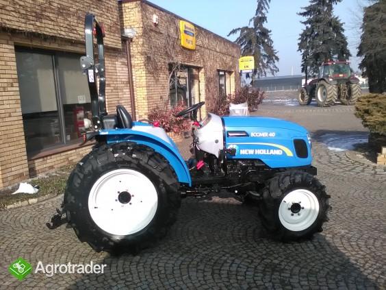 Ciągnik sadowniczy (kompaktowy) New Holland BOOMER 40 - zdjęcie 1