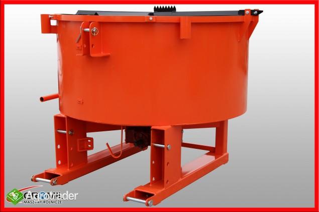 Betoniarki betoniarka ciągnikowa mixer Agro- Factory