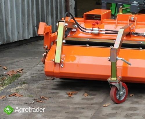 Zamiatarka drogowa  Talex szczotka do ciągnika wózka - zdjęcie 2