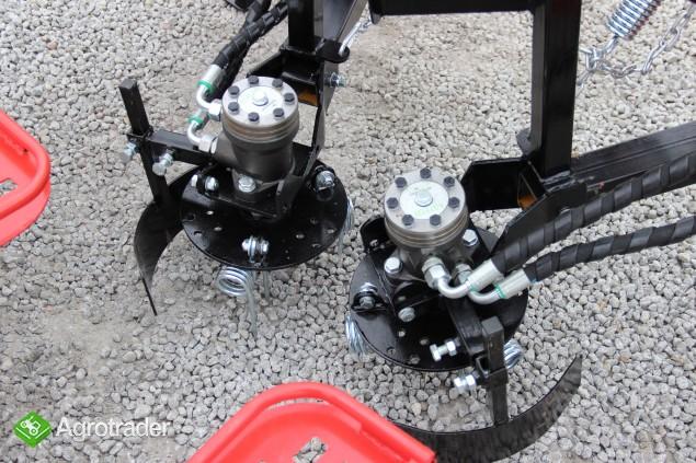 Pielnik hydrauliczny PH-1 Selmar pielniki PH-2 dwurzędowy - zdjęcie 7
