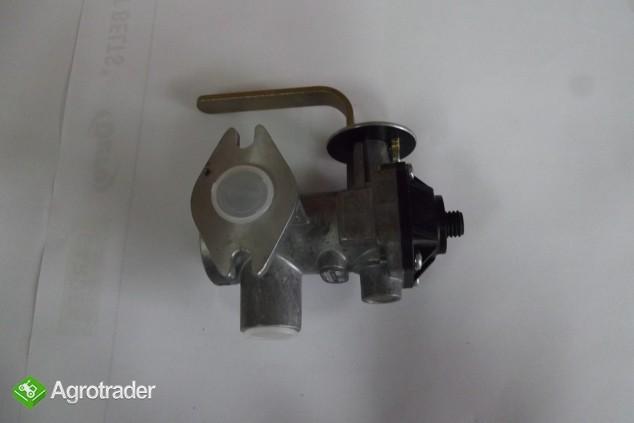 Regulator siły hamowania trzy zakresowy , przyczepy PRONAR 2T - 12T.   - zdjęcie 3
