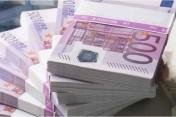 Darlehen Angebot von Geld zwischen bestimmten