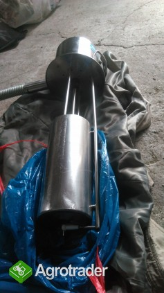 schładzalnik do mleka 200 l wywozowy - zdjęcie 4