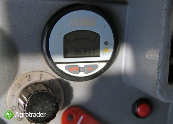Zamiatarka drogowa uliczna przegubowa Hako Citymaster 1200 rok 2008 - zdjęcie 6