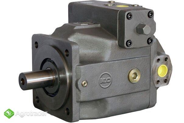 Pompa hydrauliczna Rexroth A4VTG90HW32R - zdjęcie 3