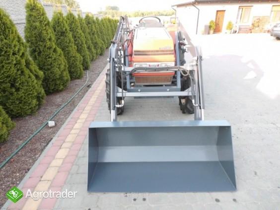 Yanmar FX 265 26,5KM 4x4 + ładowacz czołowy tur mini ładowarka  - zdjęcie 3