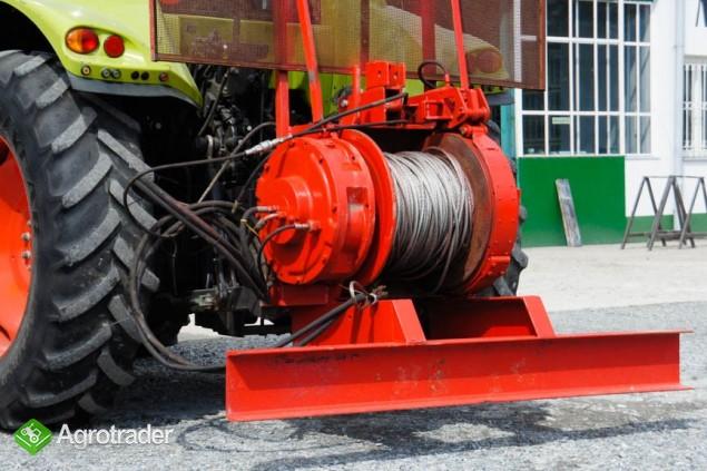 Wyciągarka hydrauliczna Poclain 60410, z Holandii - zdjęcie 1