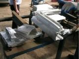 Nożyce do cięcia złomu aluminium