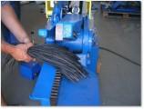 Nożyce do cięcia odpadów przemysłowych, maszyna do niszczenia