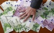 Darlehen Angebot von Geld zwischen den Individuen ernst