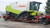 CLAAS LEXION 560 - 4X4 - V660 - 2004 ROK
