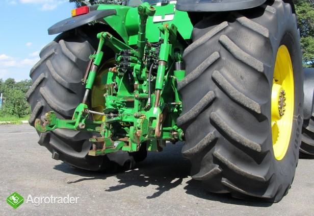 JOHN DEERE 8330 POWERSHIFT - 2009 - 303 KM - zdjęcie 4