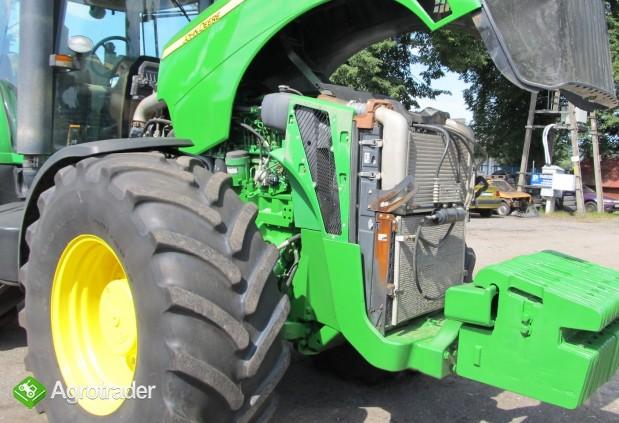Ciągnik rolniczy JOHN DEERE 8530 TLS - 379 KM - 2008 ROK - zdjęcie 3