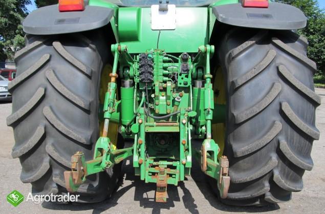 Ciągnik rolniczy JOHN DEERE 8530 TLS - 379 KM - 2008 ROK - zdjęcie 5
