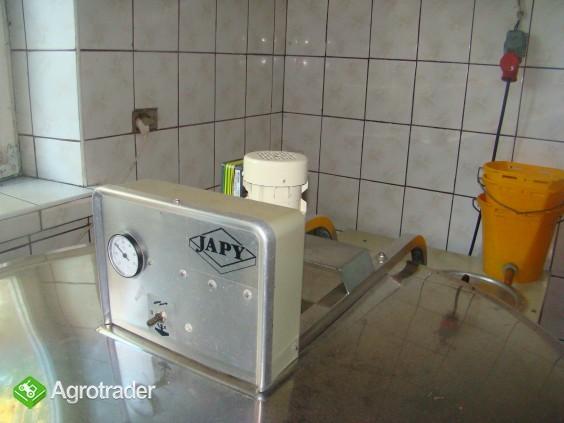 Schładzalnik do mleka - zdjęcie 5