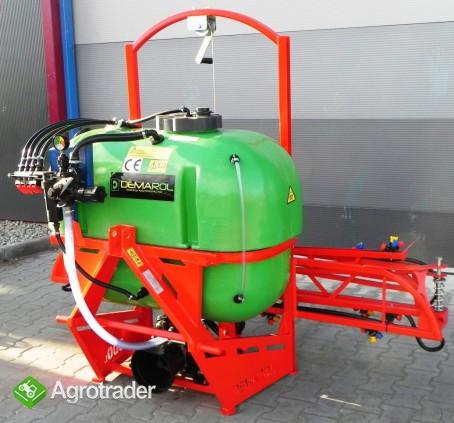 Opryskiwacz polowy zawieszany 300 litrów opryskiwacze lanca 10m - zdjęcie 1