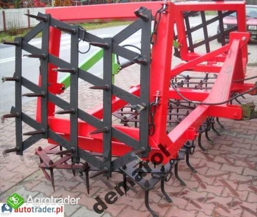 Brony fi 20 5 polowe hydraulicznie składane  - zdjęcie 3