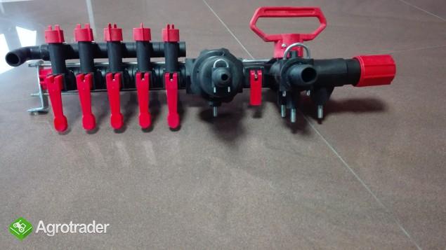 Rozdzielacz stałociśnieniowy zawór sterujący do opryskiwacza - zdjęcie 3