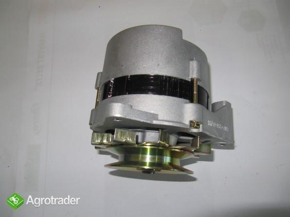 Alternator pojedyncze koło pasowe 14 V 55 A ZETOR.   - zdjęcie 2