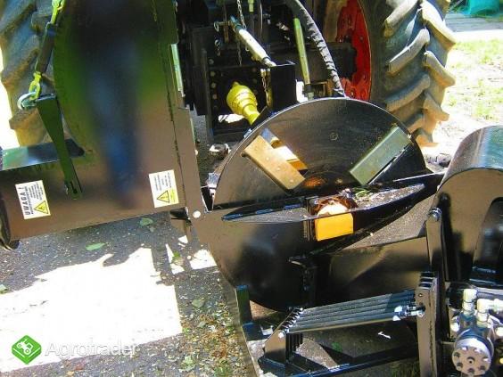 Rębak tarczowy do gałęzi BóBR-2RH,  4 noże,  napęd z WOM MIN 40 kM - zdjęcie 2