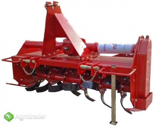 Glebogryzarka ciągnikowa TL105,  min. moc ciągnika 18 hp - zdjęcie 2