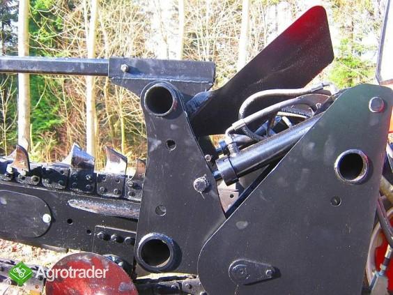 Koparka łańcuchowa napędzane z ciągnika rolniczego 220 cm - zdjęcie 3
