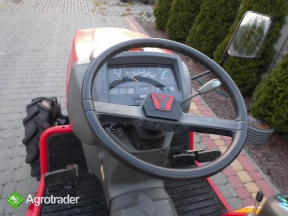 Yanmar AF 222 4x4 22KM mini traktor Super stan - zdjęcie 3