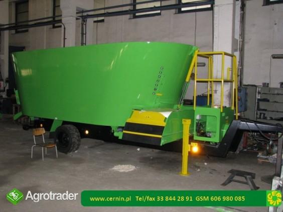 Wóz paszowy Cernin 30 m 3  - zdjęcie 1