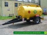 Zbiornik na paliwo 5000 litrów na przyczepie