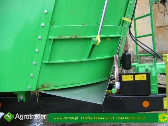 Wóz paszowy 12 -30 m3 - Cernin  - zdjęcie 2