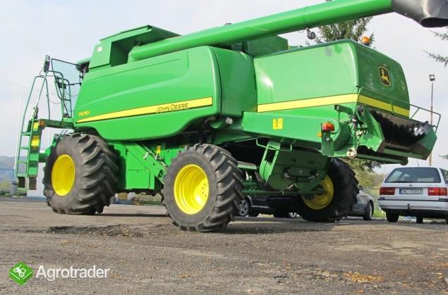 JOHN DEERE T 670 - 2008 ROK  - zdjęcie 1