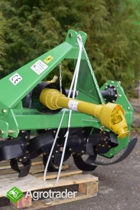 GLEBOGRYZARKA ciężka o wzmocnionej konstrukcji,  szerokość robocza 180 - zdjęcie 4