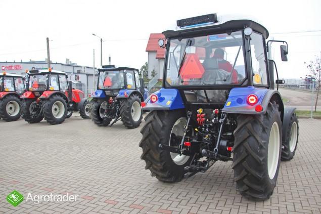Ciągnik Farmtrac 675 DT Europeline IIIB  - zdjęcie 3