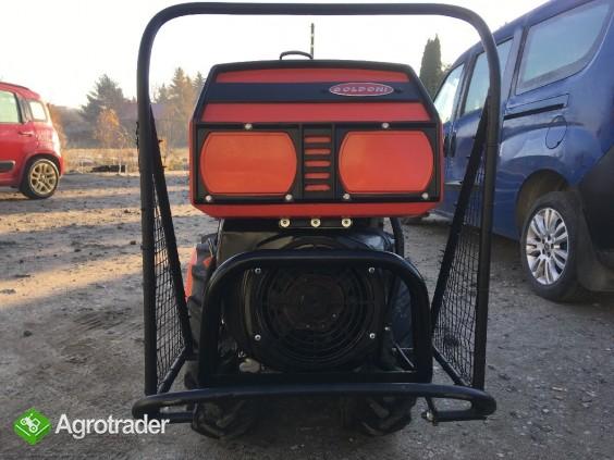 Traktorek jednoosiowy z glebogryzarką Goldoni 15SR - zdjęcie 6