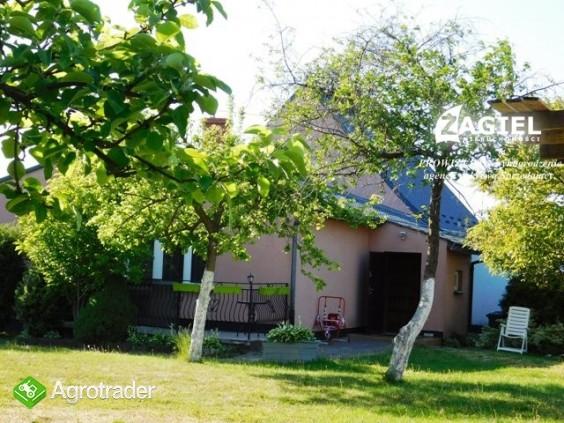 Darłowo, 5 km od miasta, działka + dom bliźniaczy  - zdjęcie 1