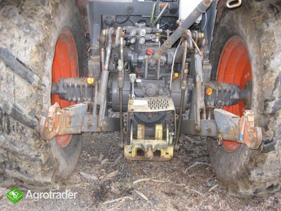 Ciągnik Kubota M/Quicke S50 - Okazja ładowacz czołowy - zdjęcie 3