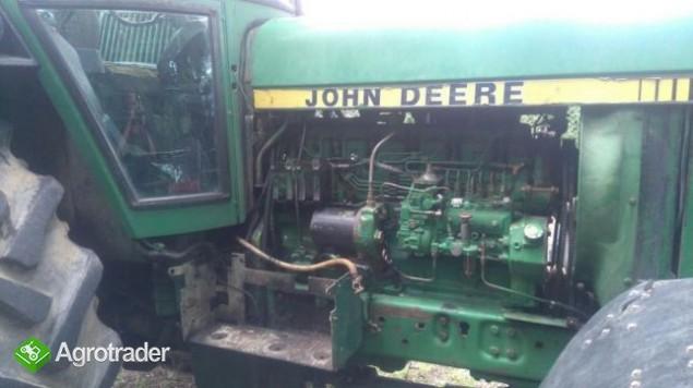 Czesci John Deere 4040,4240,4055,4255,4455,4030,4230,3140 - zdjęcie 1