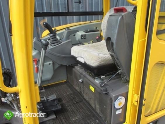 Top koparka Volvo EC25 stanie, jak nowa - zdjęcie 2
