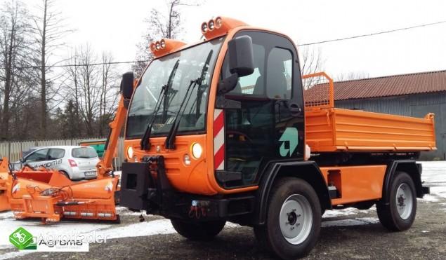 Pojazd specjalistyczny AUSA M250 HX4 komunalny terenowy unimog - zdjęcie 1