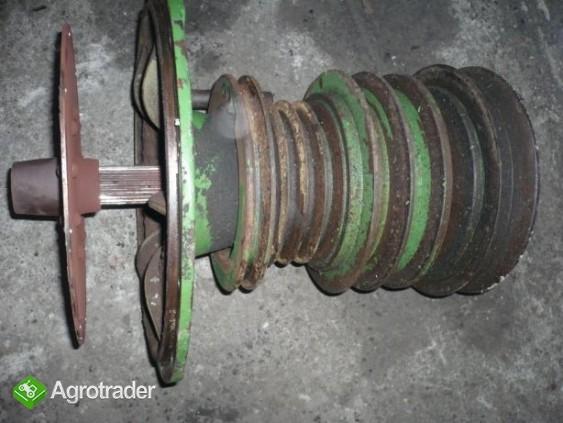 Przystawka silnika tarcza koła pasowe John Deere 1065,1075,1174,1177