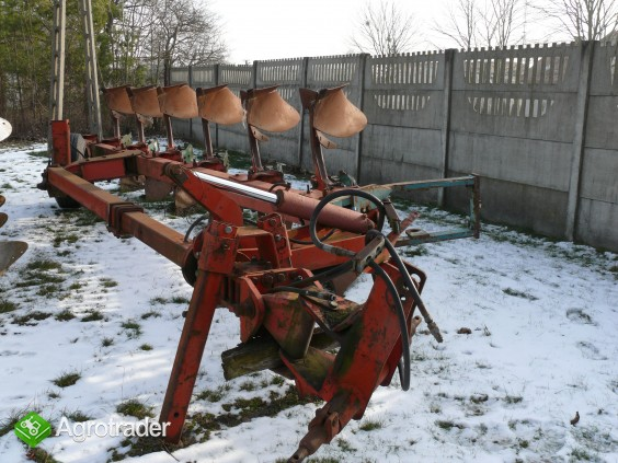 Pług obracalny Kverneland FS-100
