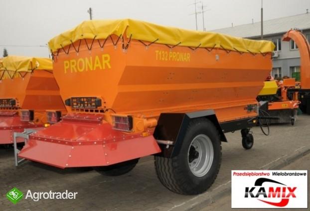 Posypywarka T130 PRONAR - zdjęcie 4