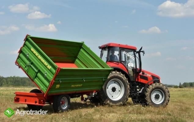 przyczepa rolnicza jednoosiowa Pronar T 654/2 - zdjęcie 4