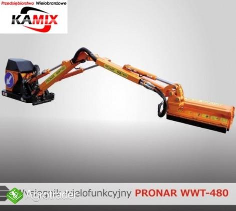 Wysięgnik wielofunkcyjny Pronar WWT-420 - zdjęcie 1