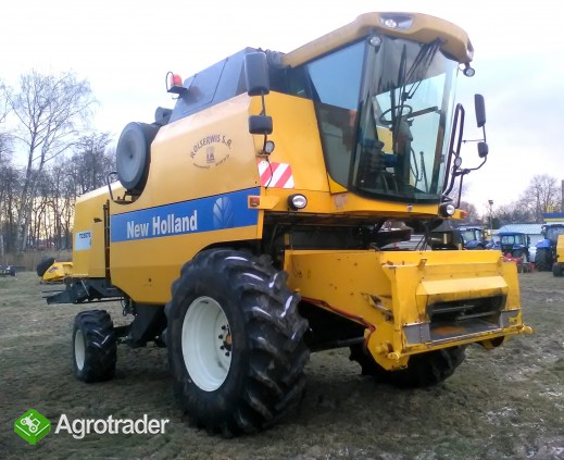 Kombajn New Holland  TC 5070 - zdjęcie 2